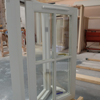 Windows made by Celtic Cross Joinery and finished in our factory finishing facility