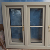 Factory finished wooden window frame
